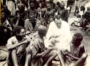 Africa-missione lebbrosi